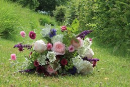 Summer bouquet from Tangle & Thyme, Essex